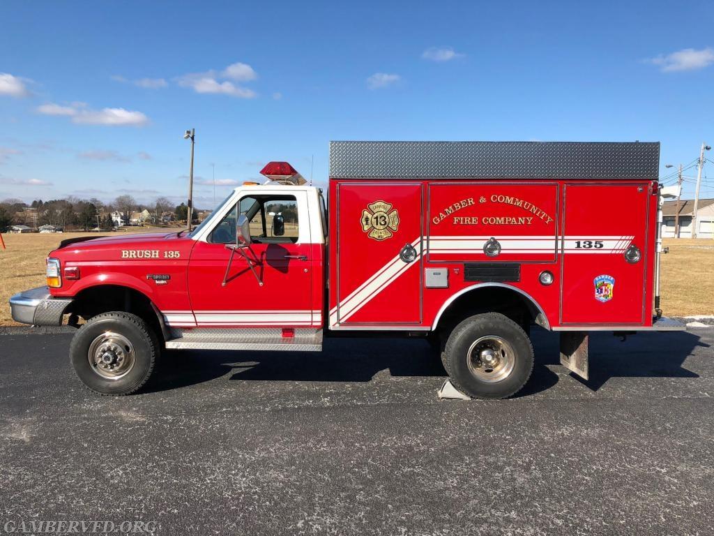 Gamber & Community Fire Company - Carroll County Station 13