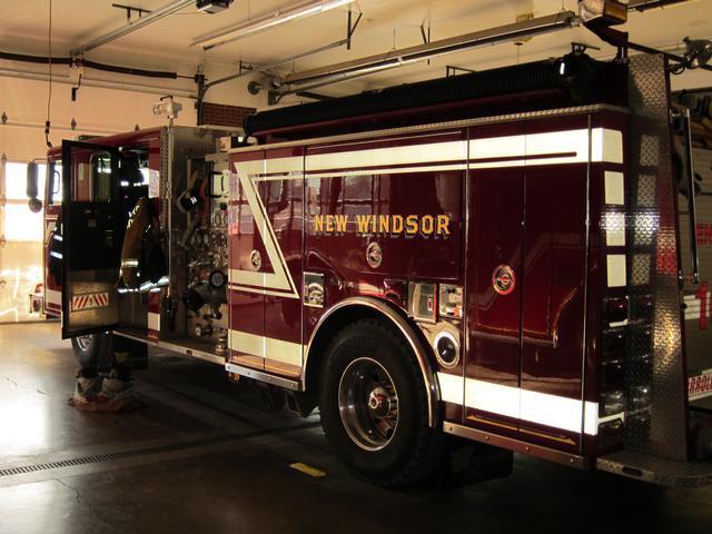 BENSON ROAD HOUSE FIRE - Gamber & Community Fire Company