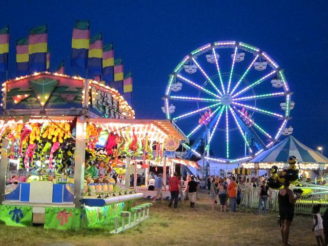 2014 Carnival Winners Announced Gamber Amp Community Fire