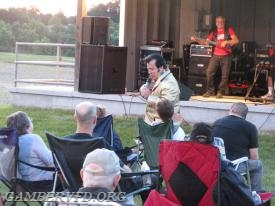 Rich & The Road Runners w/ Elvis Tribute Show Joe Forrester.