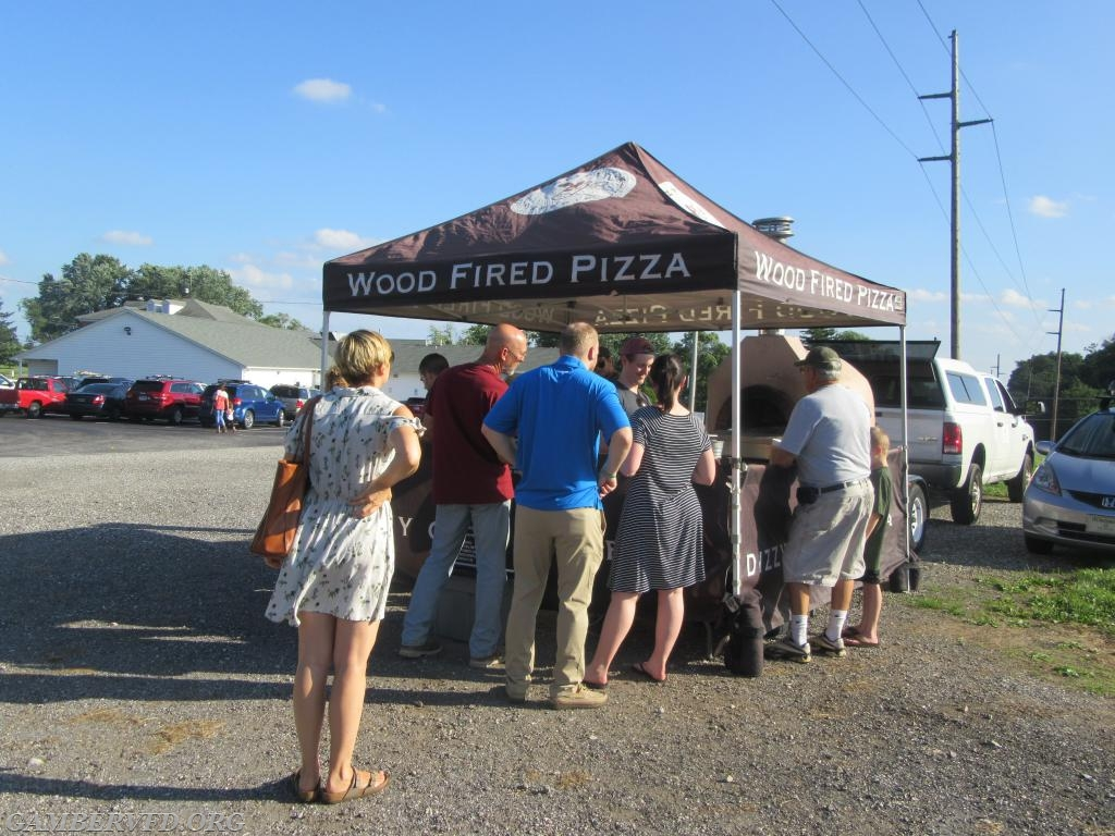 The 2018 food truck event at the Gamber Fire Co. carnival grounds.