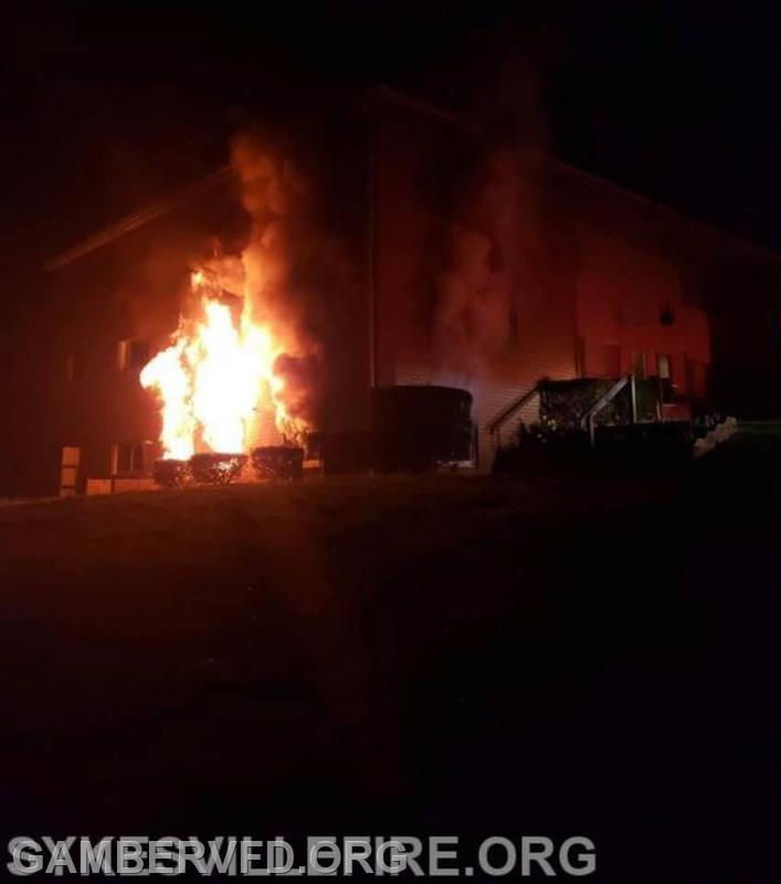Photo From Sykesville Freedom District Fire Dept.