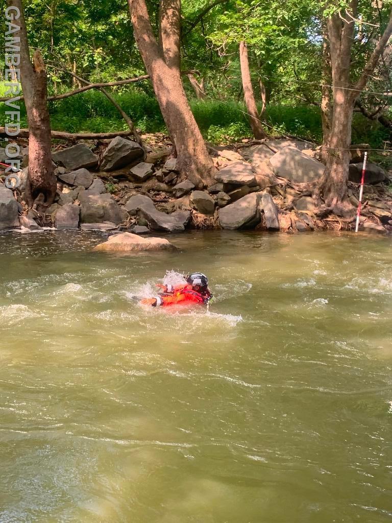 Defensive swimming
